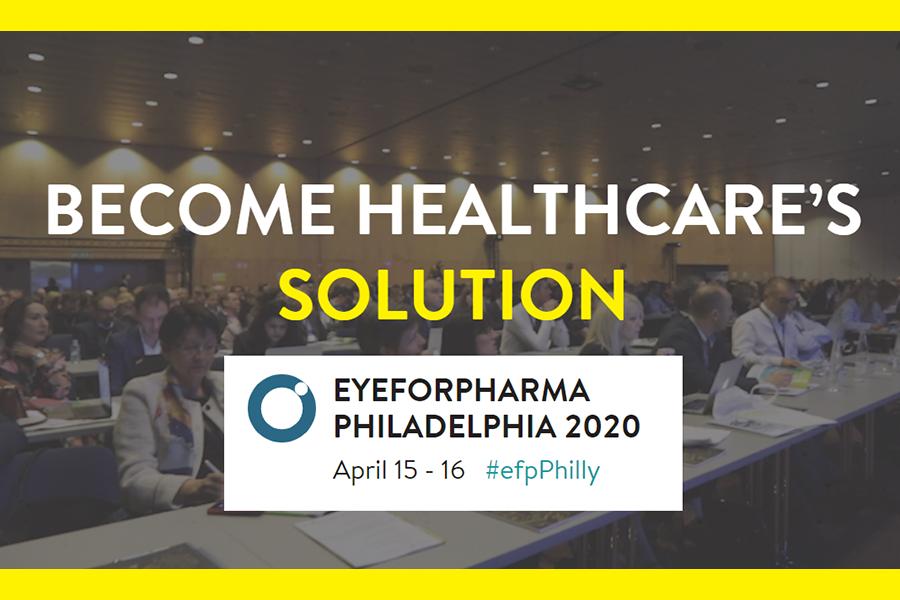 EyeForPharma conference logo
